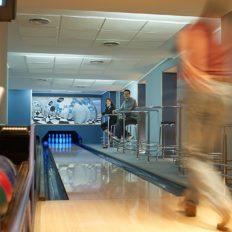 Bowling Continental Arad